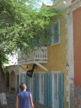 Migrante Guesthouse: In the oldest part of Sal Rei