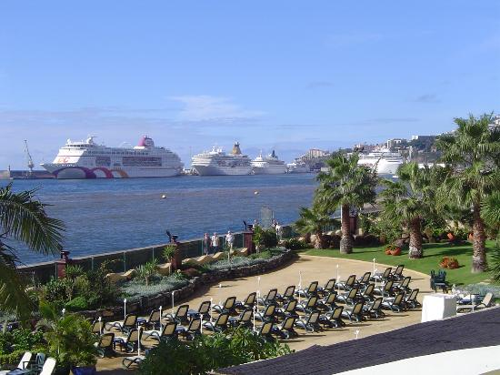 Porto Santa Maria Hotel: View from Balcony