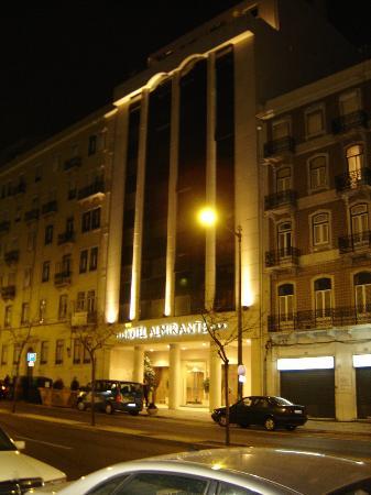 Masa Hotel Almirante: l'hotel de nuit