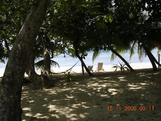 Matangi Private Island Resort: View from Bure