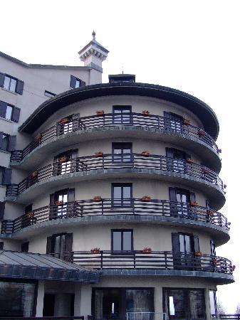 Hotel Principi di Piemonte : Close up of the rotunda