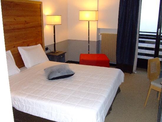 Hotel Principi di Piemonte : Bedroom