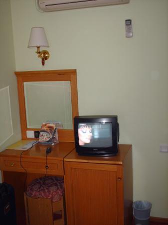 Erboy Hotel: cable tv
