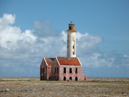 Curaçao: the lighthouse