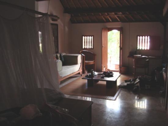 Belmond Jimbaran Puri: inside our villa