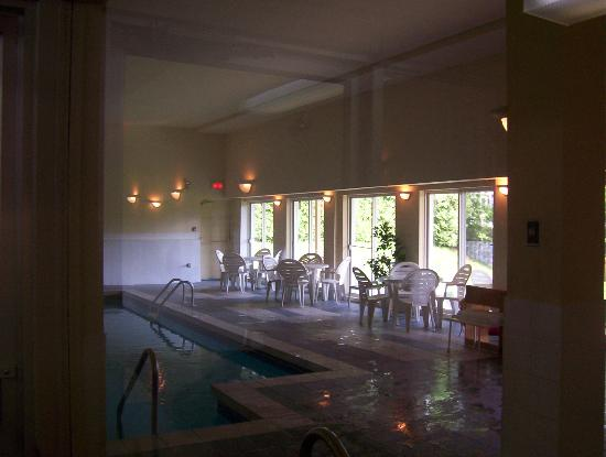 Cheribourg Hotel: The indoor Pool