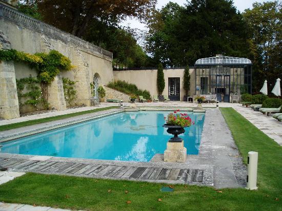 Domaine des Bidaudieres : pool