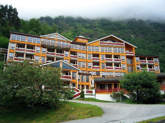 Grande Fjord Hotel : Grand Fjord Hotell