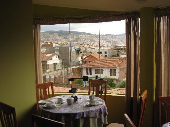 Hotel Torre Dorada : Breakfast Room
