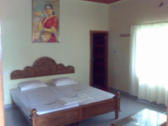Palm Ayurvedic Beach Resort: Room1