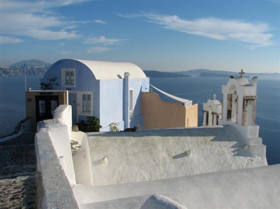 Art Maisons Luxury Santorini Hotels Aspaki & Oia Castle: Aspaki