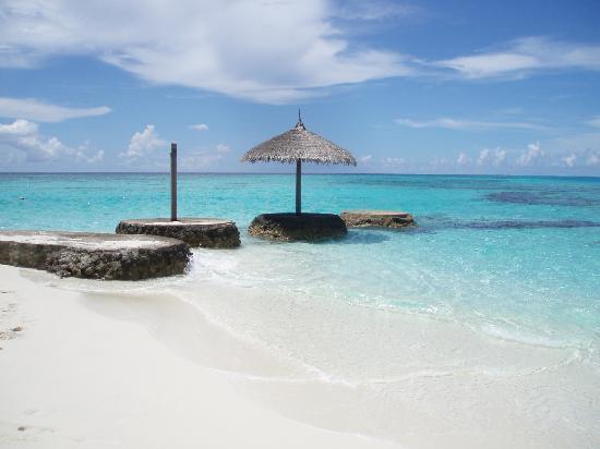 钻石岛泰达富士海滩和水上别墅酒店照片