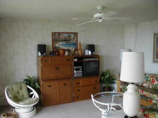 Koa Lagoon : Living Room