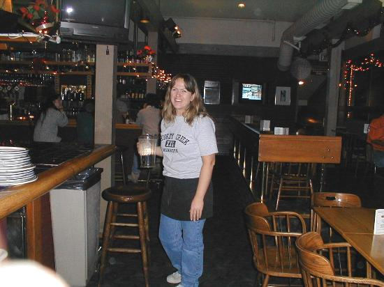 Whiskey Creek: Friendly Server