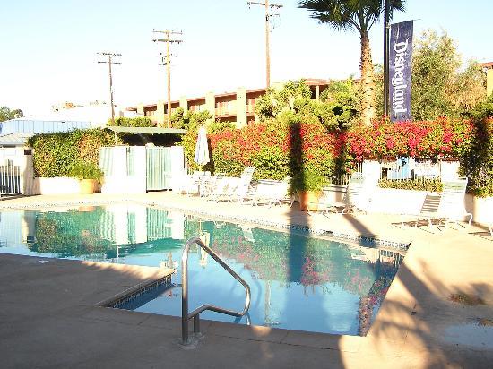Park Vue Inn: Swimming Pool