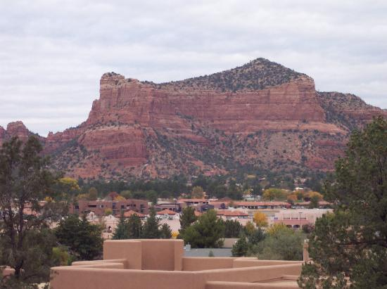 Sedona Dream Maker Bed & Breakfast: another beautiful view of the red rocks