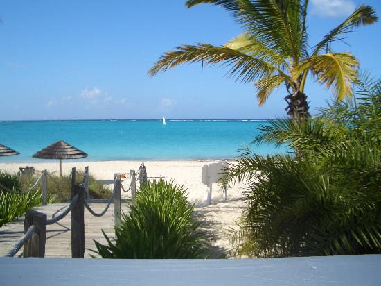 Sands at Grace Bay: View from Bay Bistro