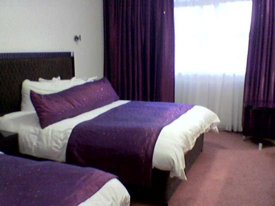 Gallaghers Hotel: Standard room - single and double bed
