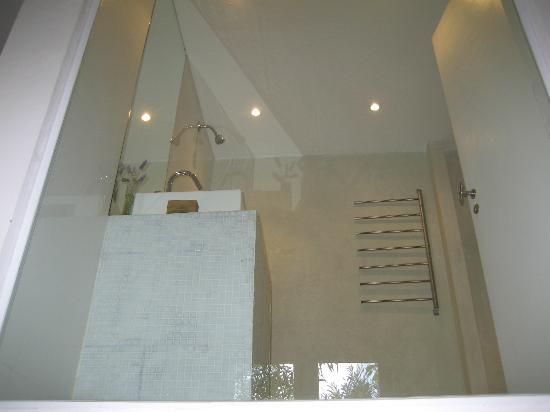 Bonito Buenos Aires, San Telmo: Sexy little Bathroom