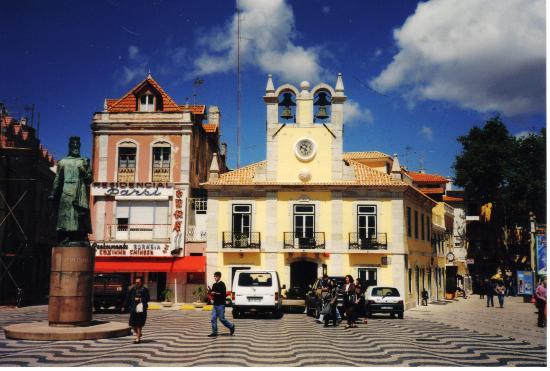 Dom Pedro Square, Cascais