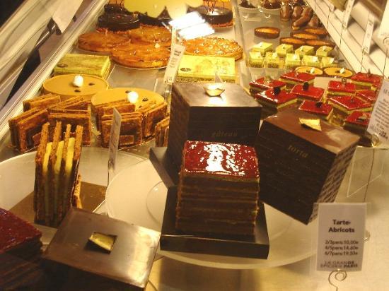 So many choices it 39 s so hard to decide photo de la grande epicerie de p - Epicerie japonais paris ...