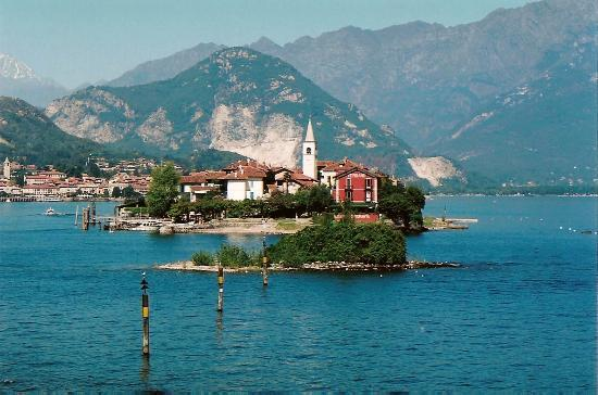 Albergo Ristorante Verbano: Isola dei pescatori with Verbano Hotel