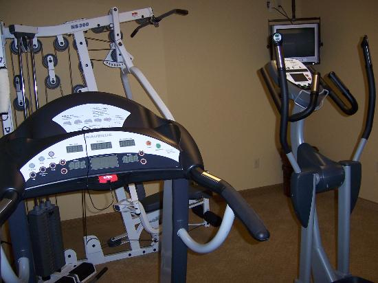 Berkshire Inn and Suites : Fitness Room