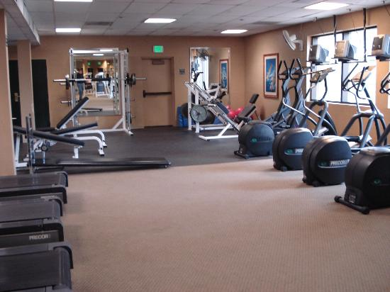 Ridge Pointe Tahoe: Gym