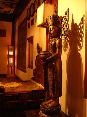 Songtsam Shangri-la (Lugu) Hotel: lobby