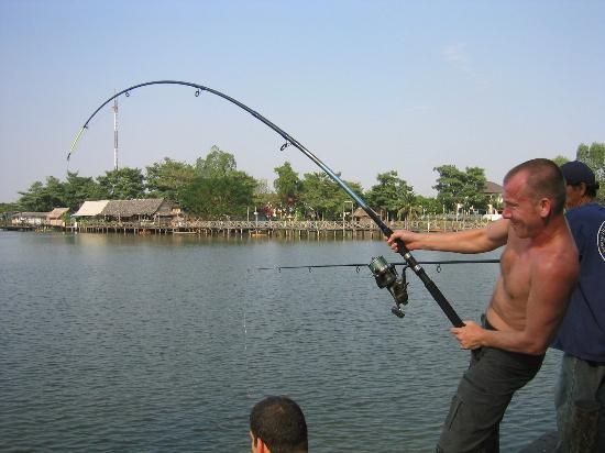 bungsamran fishing park bangkok addresses