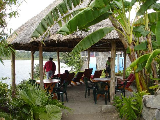 Posada de Santiago: One of the quiet places to read, dine and relax