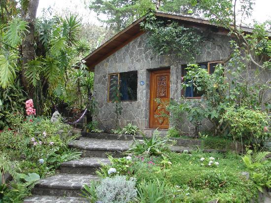 Posada de Santiago: My private casita