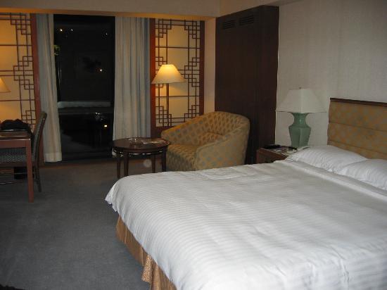 Millennium Seoul Hilton : Deluxe room