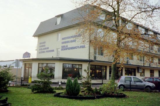 Darlowo, Polen: Hotel Lidia