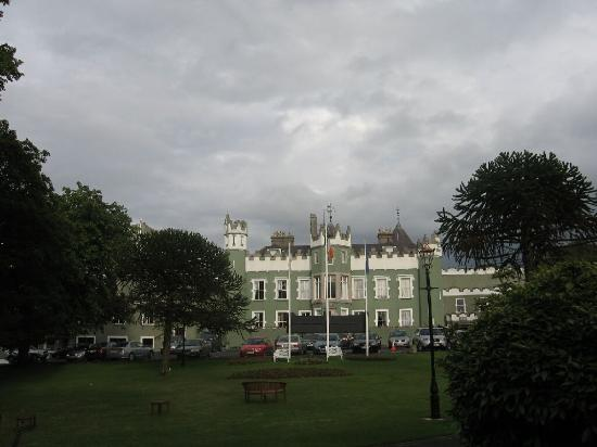 Fitzpatrick Castle Hotel Dublin Another View Of The