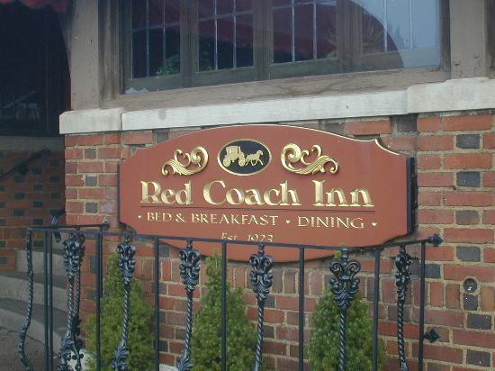 Red Coach Inn - Restaurant: Red Coach Inn