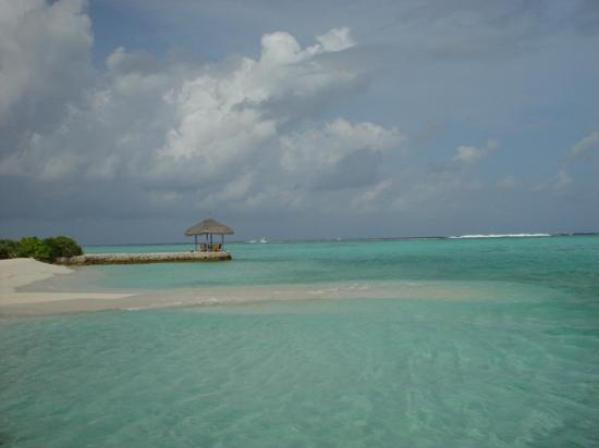 فور سيزونز ريزورت المالديف في كودا هورا: Lagoon
