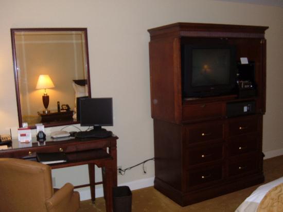 Miami Marriott Dadeland: Workstation
