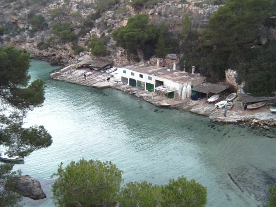 Ona Cala Pi Club: Vista de la playa