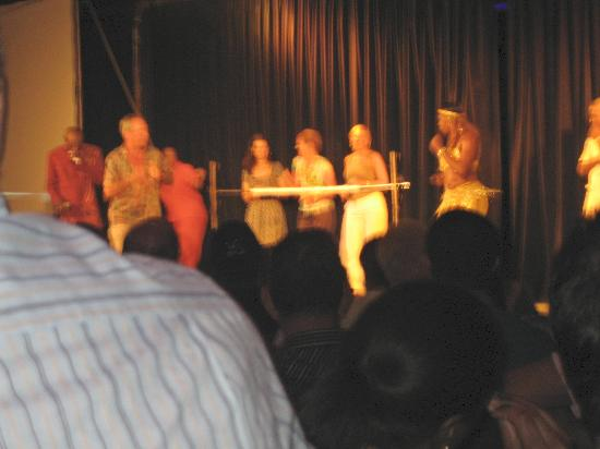 Bajan Roots and Rhythms: The Limbo Contest