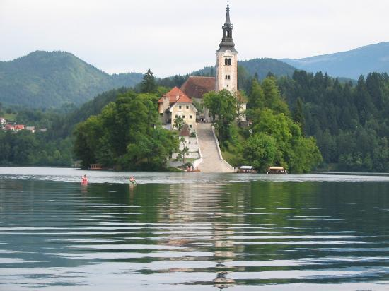 "Garni Hotel ""Berc"": Lake Bled"