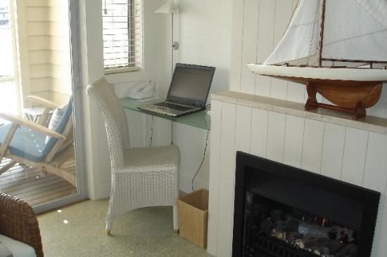 The Boatshed: Boatshed 1 - my room