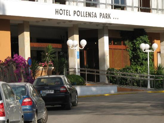 FERGUS Style Pollensa Park SPA: Main entrance