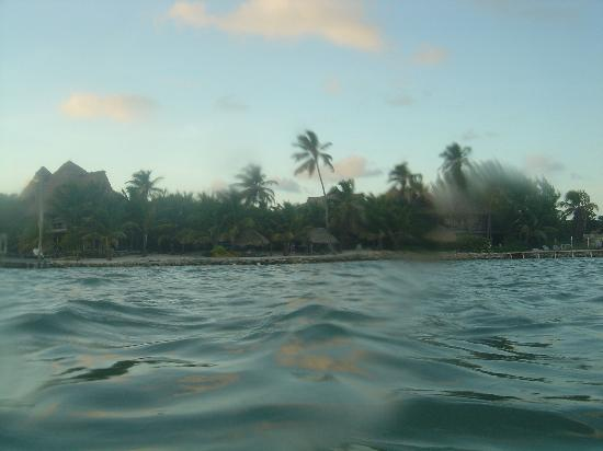 Xanadu Island Resort: Xanadu from the water