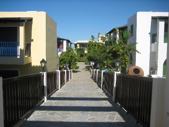 Kefalos Beach Tourist Village: L'hotel