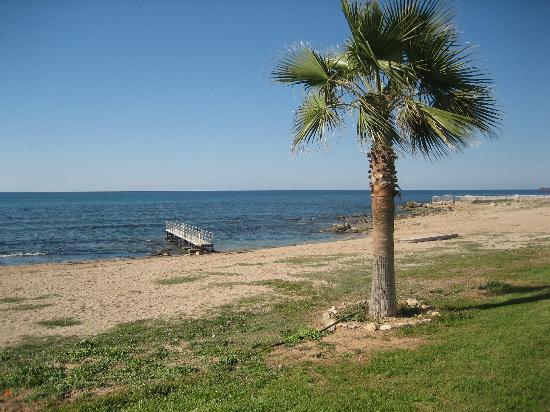 Kefalos Beach Tourist Village: la plage