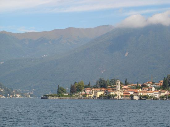 Lago di Como, Italia: Boat to Bellagio
