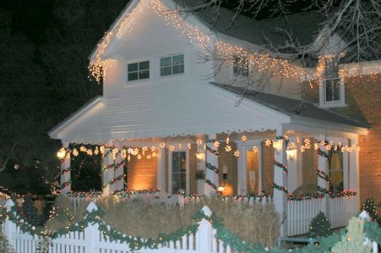 Heritage Inn Bed and Breakfast: Christmas magic