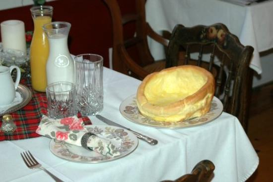 Heritage Inn Bed and Breakfast: The German Baby