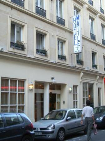 Hotel Mattle : hotel front